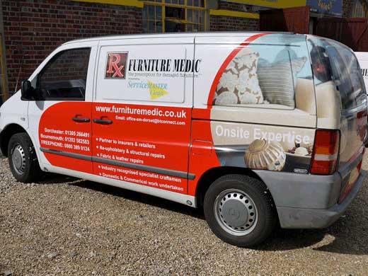 Superb Furniture Repair In Dorset